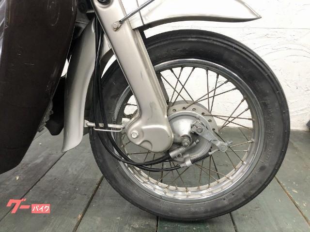 ホンダ リトルカブ セル付4速 タイヤ チェーン新品の画像(福岡県