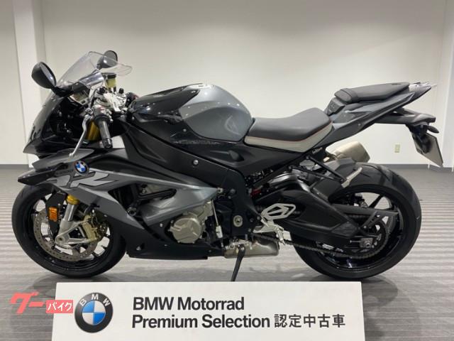 BMW S1000RR 2017年モデル ETC グリップヒーター シフトアシストプロ BMW認定中古車 スペアキー&取説ありの画像(福岡県