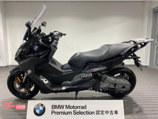 BMW C650スポーツ 2018年モデル ETC 前後シートヒーター トップケースベース BMW認定中古車の画像(福岡県