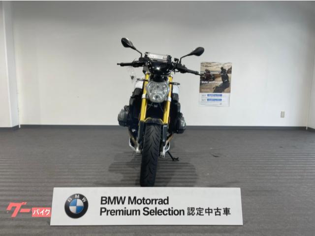 BMW R1200R 2017年モデル ETC2.0 トップケース クルコン シフトアシストプロ BMW認定中古車 スペアキー&取説ありの画像(福岡県