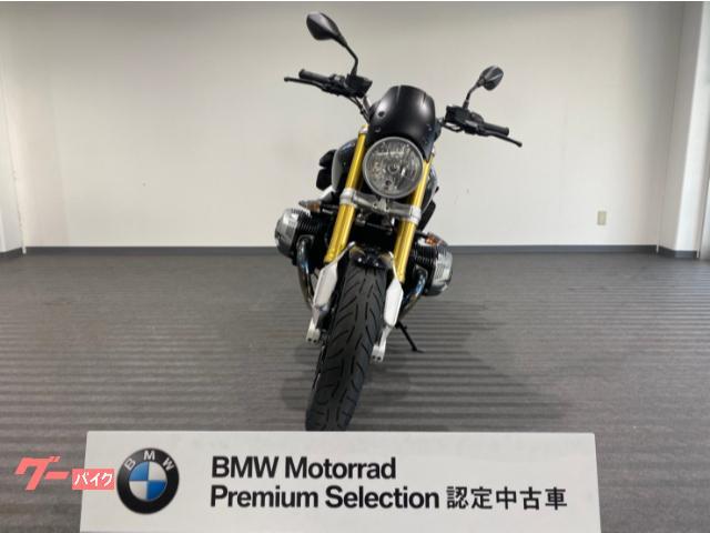 BMW R nineT 2016年モデル グリップヒーター ETC 左右サドルバッグ他カスタム BMW認定中古車 スペアキー&取説ありの画像(福岡県