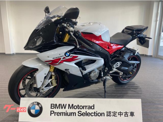 S1000RR 2018年モデル ETC2.0 グリップヒーター シフトアシストプロ BMW認定中古車 スペアキー&取説あり