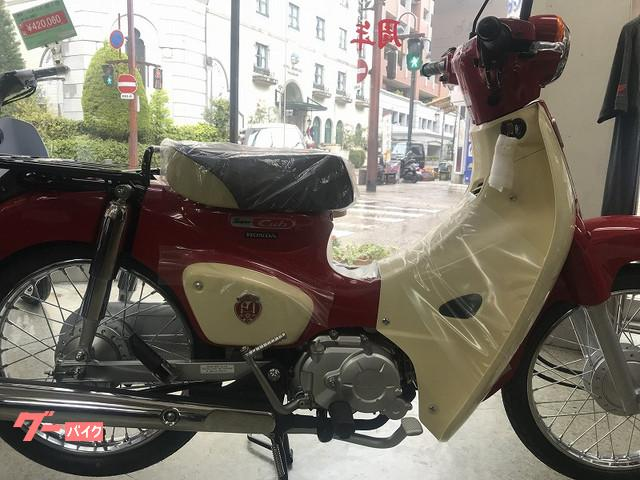 ホンダ スーパーカブ110の画像(長崎県