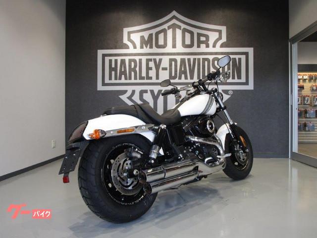 HARLEY-DAVIDSON FXDF ファットボブ 103エンジン 2017年モデル グーバイク鑑定車の画像(福岡県