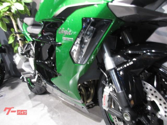 カワサキ Ninja H2 SX SE+ 2020モデルの画像(福岡県