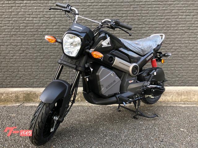 ホンダ NAVI110 2018年モデル グーバイク鑑定車の画像(福岡県
