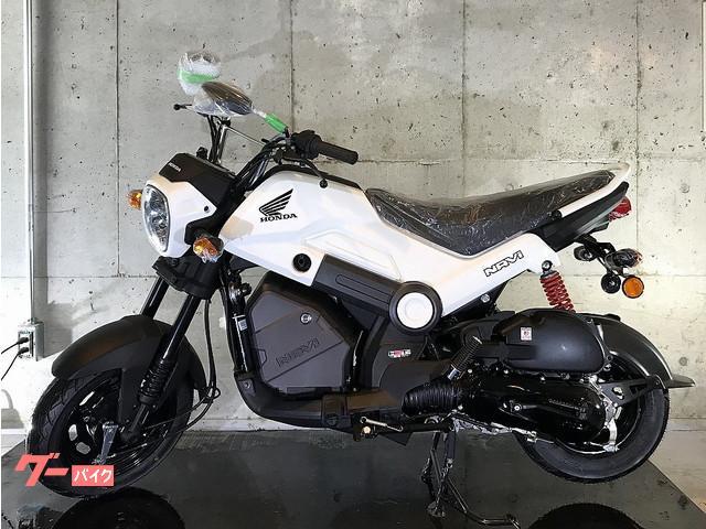 ホンダ NAVI110 2019年モデル グーバイク鑑定車の画像(福岡県