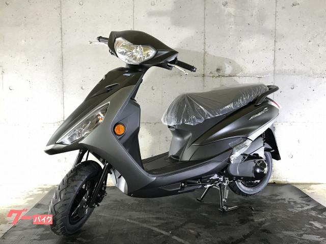 ヤマハ AXIS Z 2019年新型モデル グーバイク鑑定車の画像(福岡県