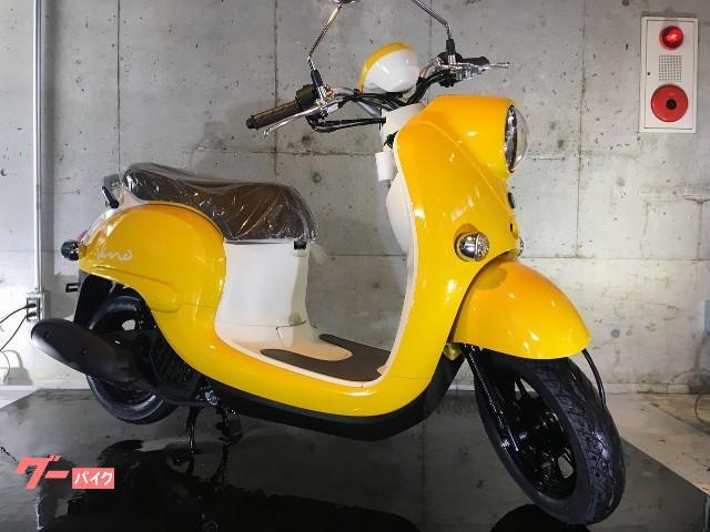 ヤマハ ビーノ 2019年新型モデル アイドリングストップ グーバイク鑑定車の画像(福岡県