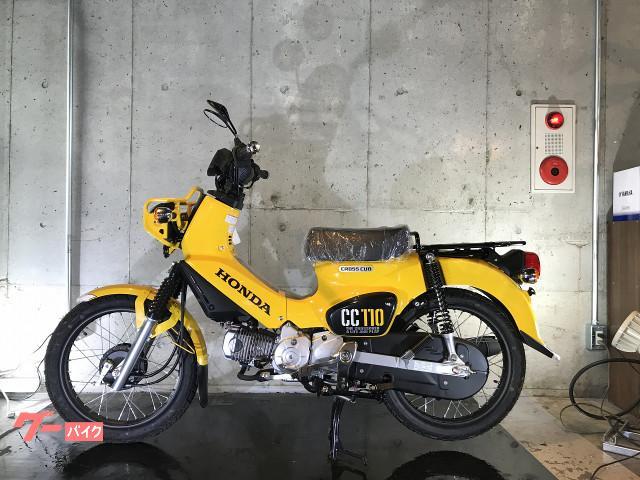 ホンダ クロスカブ110 2019年新型モデル LEDヘッドライトの画像(福岡県