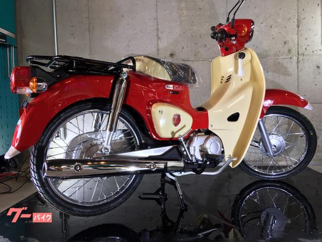 ホンダ スーパーカブ50 60周年アニバーサリーモデル 限定車の画像(福岡県