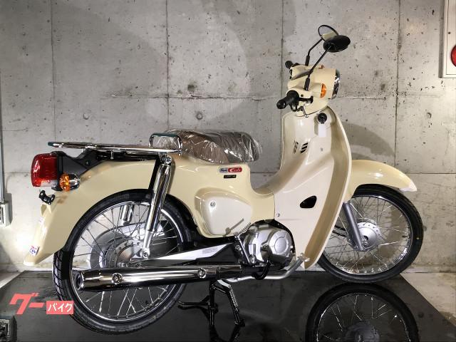 ホンダ スーパーカブ50 2020年モデル グーバイク鑑定車の画像(福岡県