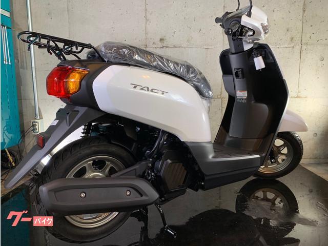 ホンダ タクト・ベーシック 2020年モデル グーバイク鑑定車の画像(福岡県