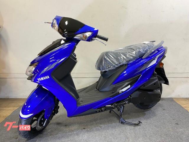 ヤマハ シグナスX 2020年新型モデル LEDヘッドライトの画像(福岡県