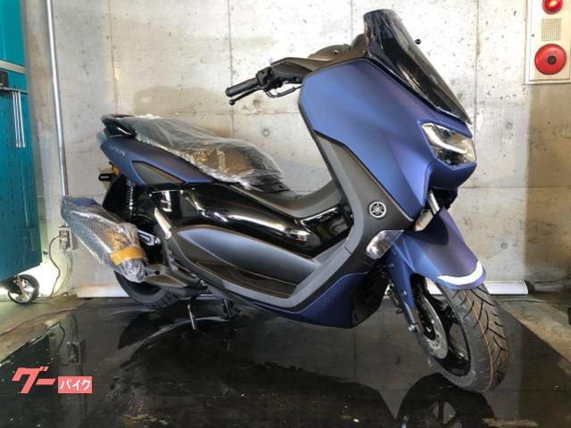 ヤマハ NMAX 2021年新型 スマートキー グーバイク鑑定車の画像(福岡県