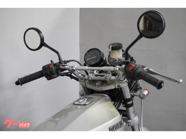 カワサキ ZEPHYR400 外装FX仕様 リア太足 後期の画像(福岡県