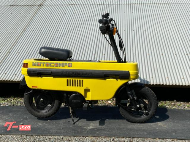 モトコンポ AB12 折り畳みバイク