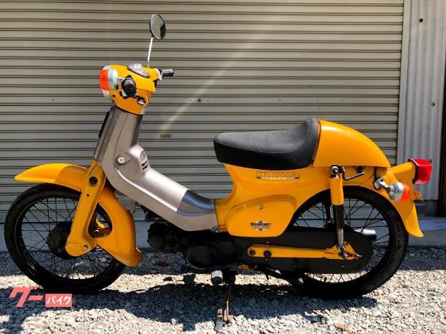 ホンダ スーパーカブC50の画像(宮崎県