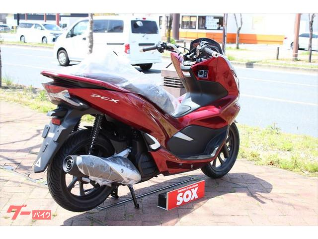 ホンダ PCX JF81型の画像(福岡県