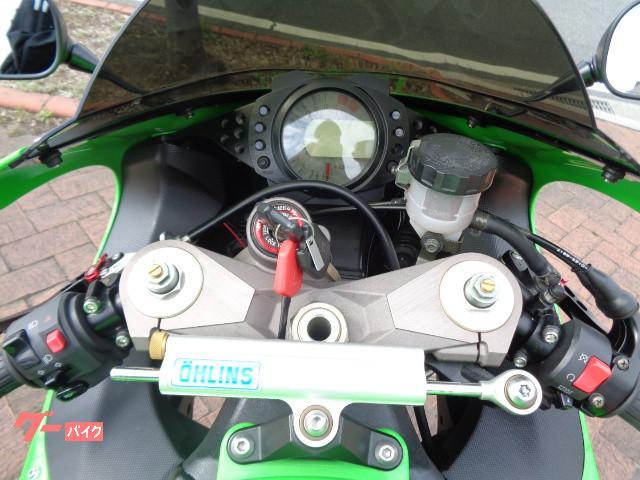 カワサキ Ninja ZX-10R 2006年モデル フェンダーレスの画像(福岡県