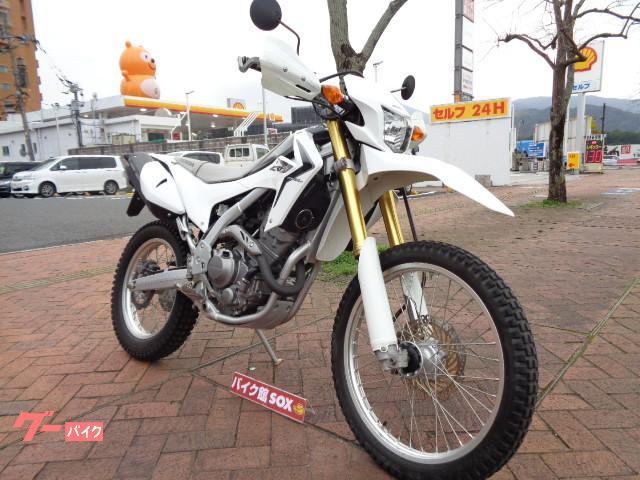 ホンダ CRF250L 2013年モデルの画像(福岡県