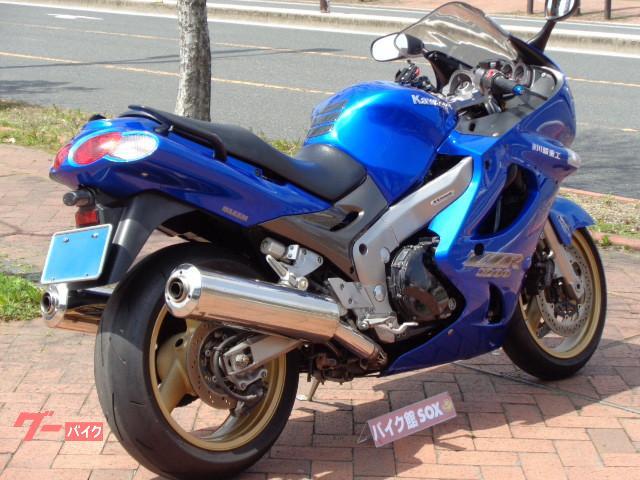 カワサキ ZZ-R1200の画像(福岡県