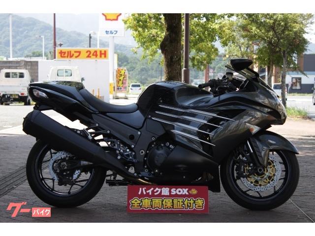 Ninja ZX−14R グーバイク鑑定車