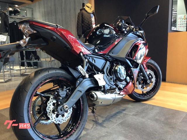 カワサキ Ninja 650の画像(宮崎県