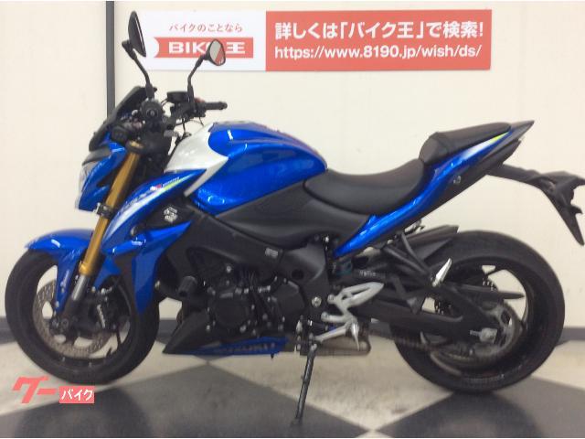 スズキ GSX-S1000 ABS・トラクションコントロ-ル NITRONリアサス ブル-の画像(福岡県