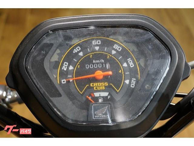 ホンダ クロスカブ110 カムフラグリーン 新車の画像(大分県