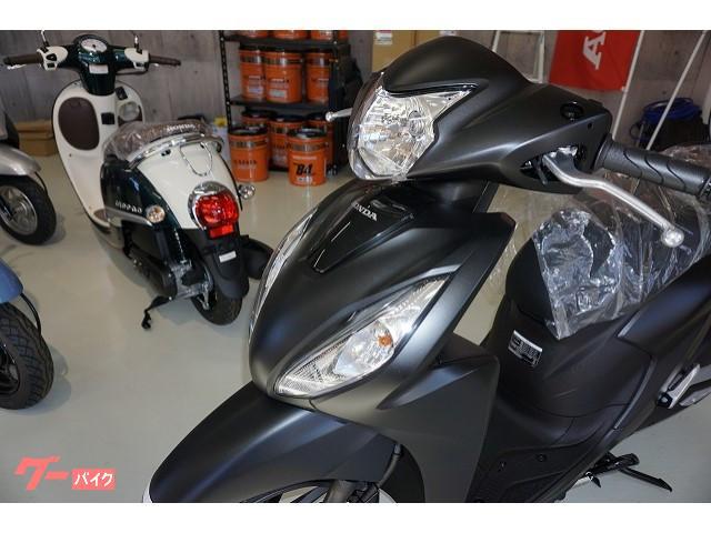 ホンダ Dio110 スマートキー マッドブラック 2021年モデルの画像(大分県