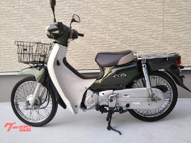 スーパーカブ50 AA04型