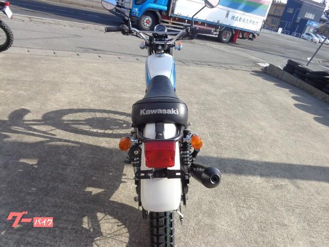 カワサキ 250TRの画像(宮城県