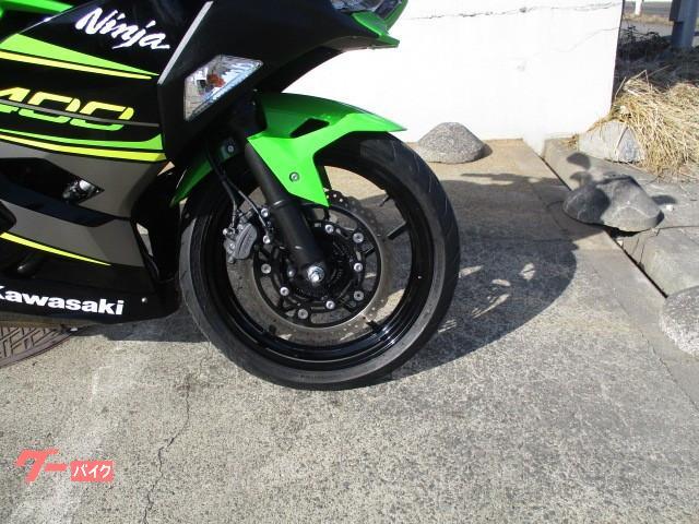 カワサキ Ninja 400の画像(宮城県