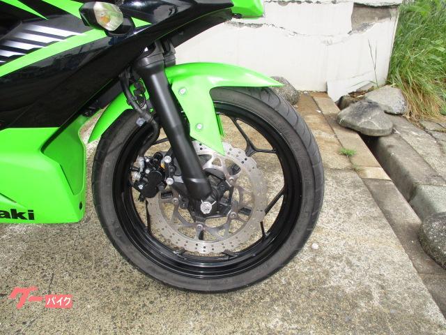 カワサキ Ninja 250SLの画像(宮城県