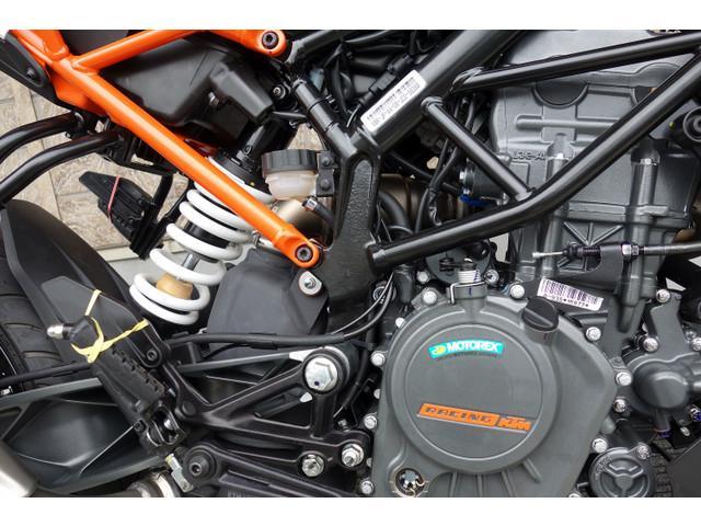 KTM 125デュークの画像(山形県