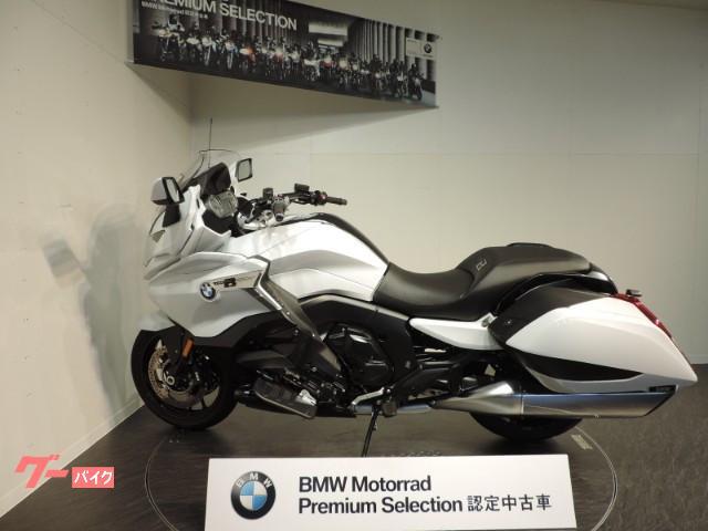 BMW K1600B認定中古車 バックギア標準装備の画像(福島県