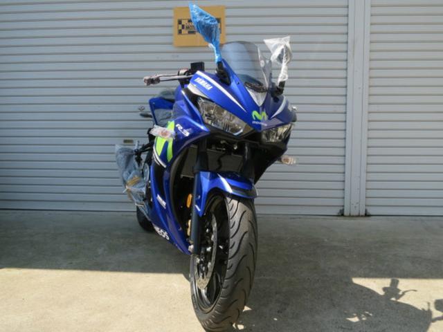 ヤマハ YZF-R3 Movistar Yamaha MotoGP Editionの画像(宮城県