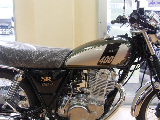 ヤマハ SR400の画像(宮城県