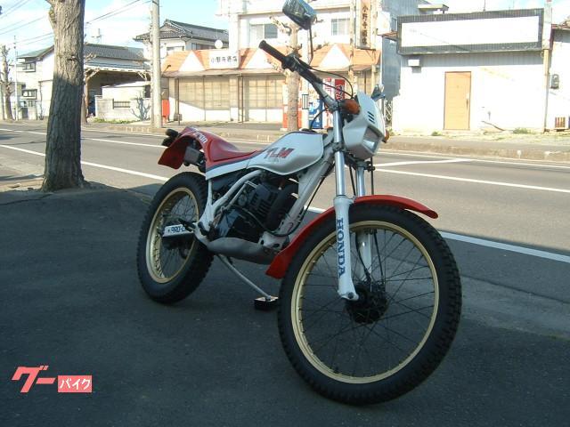 ホンダ TLM200Rの画像(宮城県
