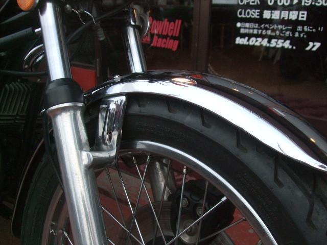 カワサキ 400SSの画像(福島県