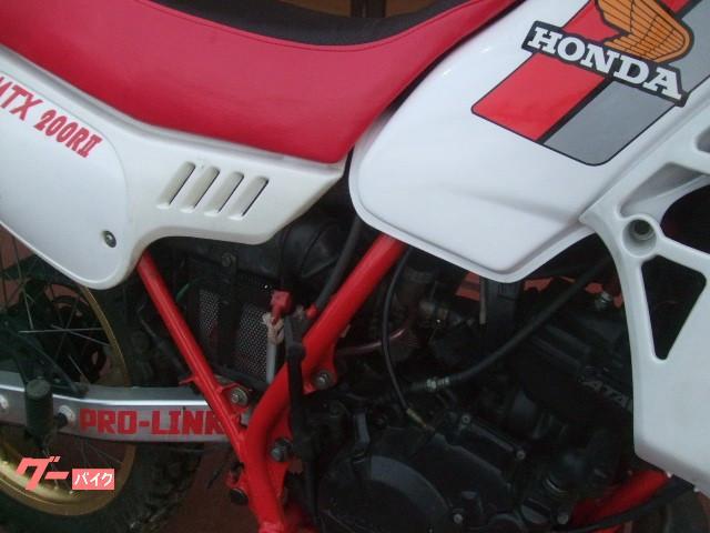 ホンダ MTX200Rの画像(福島県
