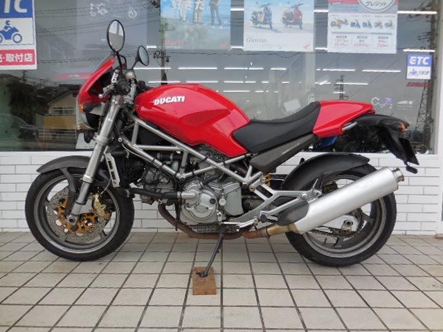 DUCATI モンスター900S4の画像(福島県