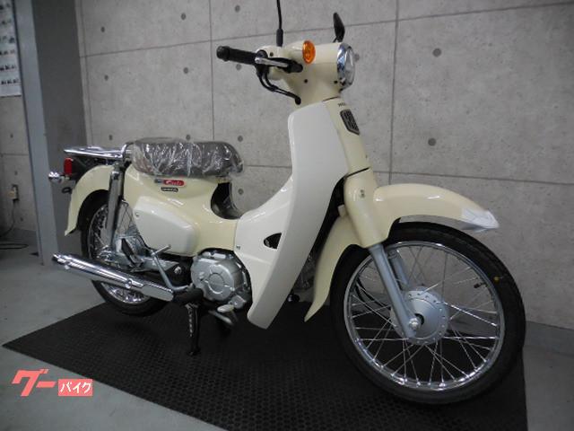 ホンダ スーパーカブ110の画像(福島県