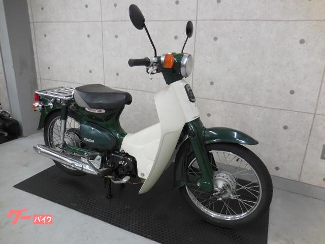 ホンダ スーパーカブ50の画像(福島県