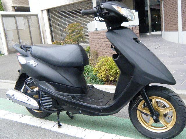 ヤマハ JOG ZRの画像(宮城県