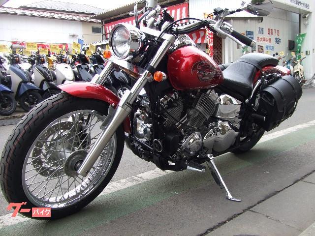 ヤマハ ドラッグスター400の画像(宮城県