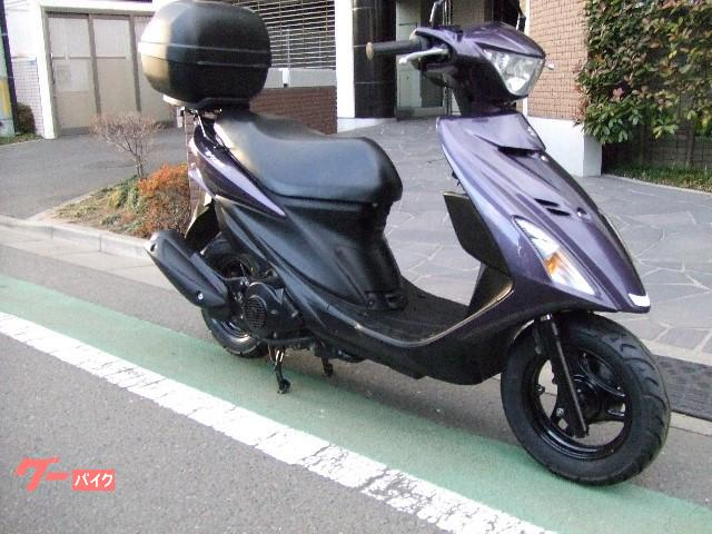 スズキ アドレスV125Sの画像(宮城県