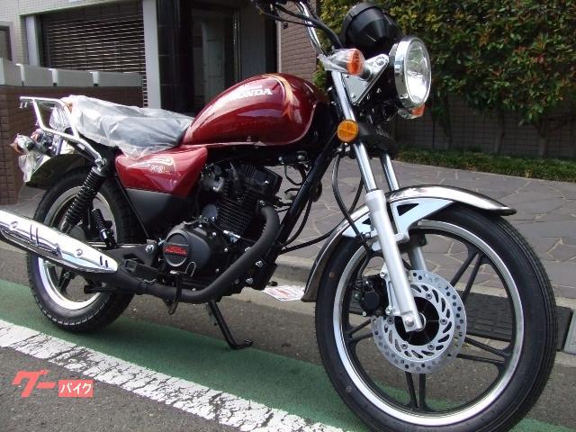 ホンダ LY125Fiの画像(宮城県