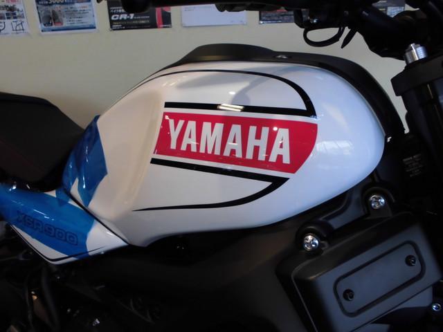 ヤマハ XSR900 オーセンティック外装キット装着の画像(山形県